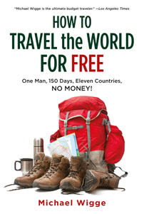 How to Travel the World for Free Cover