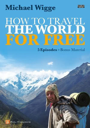 How to Travel the World for Free DVD Cover
